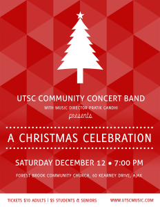 2015-12 Christmas Concert Poster